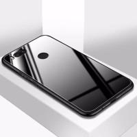 Case XIAOMI MI A1 Sofcase Luxury Tempered Glass Black