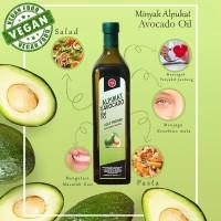 Avocado Oil / Minyak Alpukat Chosen Food - Food Grade - terdaftar BPOM
