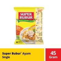 Jawa Timur - Super Bubur Ayam Single 45 Gr