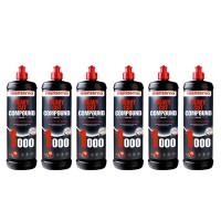Menzerna Heavy Cut Compound 1000 - HCC 1000 (6 Botol x 1Liter) Bundle