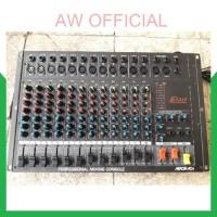 AW mixer 12 channel sound sistem audio mixer audio