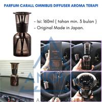 Parfum Mobil / Ruangan Carall Omnibus Diffuser Aroma terapi