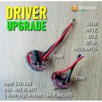 DRIVER LED SST40 Cree XM-L2, XPL2, XPL Hi, KW.CULNM1.TG 5 MODE