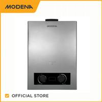 MODENA Water Heater Gas Instan - GI 0632 V