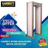 Garret WTMD Walkthrough Metal Detector PD-6500i