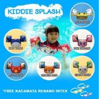 baju jaket rompi ban pelampung renang anak puddle jumper kiddie splash