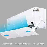 Talang AC / Cover / Penahan Hembusan Angin Windshield Reflektor