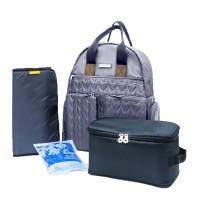 Audrey Cooler Diaper Backpack