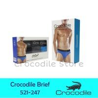 Celana Dalam Crocodile Artikel 521-247 (3 Pcs in Box)