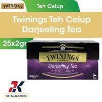 Twinings Teh Celup Darjeeling tea 25x2gr