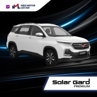 Kaca Film Full Set Solar Gard Premium Black Phantom Wuling Almaz