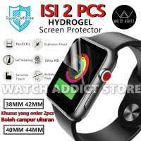HYDROGEL TEMPERED GLASS 9D APPLE WATCH 42mm 44mm ANTI GORES IWATCH 3 4