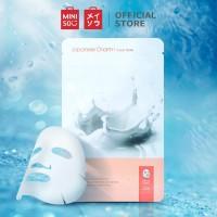 MINISO Masker Wajah Hydrating Sheet Mask Moisturizing Nature's Pick