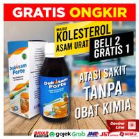 Obat Kolesterol Herbal Penurun Asam Urat Herbal Ampuh Dukosam Forte