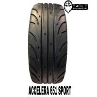Ban Mobil Semi Slick 195 50 R15 Accelera 651 Sport