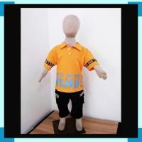 Setelan Pakaian Anak Laki Fashion Dont Stop Import ZHKFC014