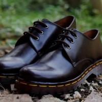 [ OBRAL ] Sepatu Low Boots Docmart Dr Martens Pria Wanita 3 hole /