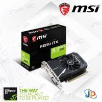 Terlaris! Vga Msi Geforce Gt 1030 Aero Itx Oc 2Gb - Gt1030 2 Gb Ddr5
