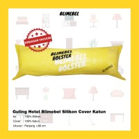 [TERMURAH] Guling Tidur Silikon Murah Grosir King / Guling Hotel - Guling Cover