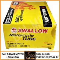 Ban Dalam Motor 350/400-17 Swallow │140/60-17 120/70-17 130/70-17