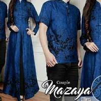 Sale Baju Gamis Couple Muslim Lebaran 17266 Kapelan Batik Fashion Tbk