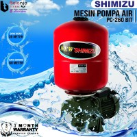 Mesin Pompa Air - Jet Pump Shimizu PC 260 BIT - 1.25 Inchi - 30 Meter