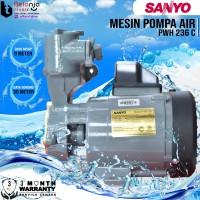 Mesin Pompa Air - Water Pump Sanyo - PWH 236 C - 9 Meter