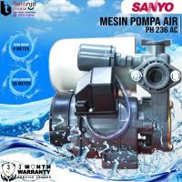Sanyo Mesin Pompa Air PH 236 AC Otomatis 200 Watt 9 Meter PH236AC