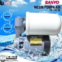 Mesin Pompa Air - Water Pump Sanyo - PH 137 AC - 9 Meter