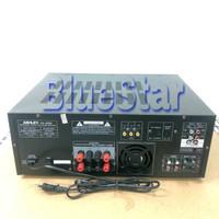 Unik Amplifier Karaoke Ashley KA 6500 Original Limited