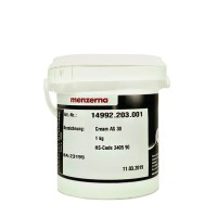 Menzerna AS 30 - Heavy Cut Polishing Cream - Aggresive Compound Paste