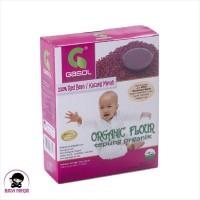 GASOL Organic Tepung Kacang Merah Organik 200 g