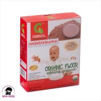 GASOL Organic Tepung Beras Merah Organik 200 g