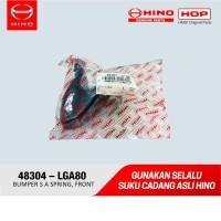 48304LGA80 BUMPER S A SPRING, FRONT