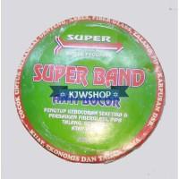 Plakban Tambal Talang Asbes Atap Pipa Seng Super Band 10m Lem Flinkote