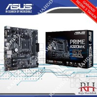 Motherboard Asus Prime A320M-K (AM4, AMD, A320, DDR4, USB3.0, SATA3)