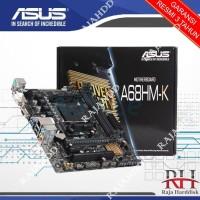Motherboard Asus A68HM-K (FM2+, AMD, A68, DDR3)
