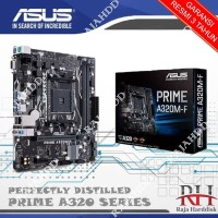 Motherboard Asus Prime A320M-F (AM4, AMD, A320, DDR4, USB3.1)