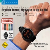 Smartwatch Xiaomi Haylou Solar LS05 Global Version Smart Watch
