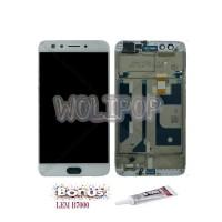 LCD TOUCHSCREEN FRAME OPPO F3 CPH1609 ORIGINAL NEW