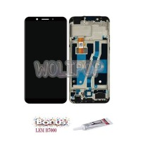 LCD TOUCHSCREEEN FRAME OPPO A83 CPH1729 ORIGINAL NEW