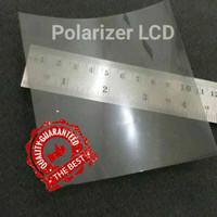 Plastik Polarizer, Polarized, Polarize, Polaris, Polaroid LCD, Negativ
