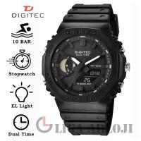 Digitec DG-3119T - Jam Tangan Pria - Double Time GA2100 / GA-2100
