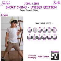 ZEBE Chino Shorts Unisex Edition 6-11Thn