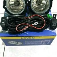 foglamp all new avanza+saklar-kabel komplit
