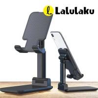Stand HP 302 Liftable Foldable Phone Holder di Meja Folding Desktop