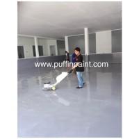 Jasa aplikasi cat epoxy lantai - jasa cat lantai - jasa tukang cat
