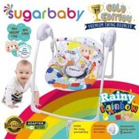 Sugar Baby Premium Swing Bouncer / Ayunan Bayi / Ayunan Bayi Elektrik