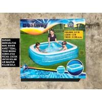 Kolam Renang Anak Murah - Kolam Mandi Bola Blue Rectangular Pool