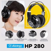 Alctron HP280 Professional Monitor Headphone Recording,Gaming,Vokal